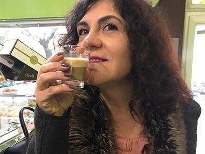 Monica Scoglietti, Consigliere Comunale di Campobasso