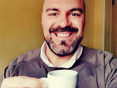 Valter Andreola, Consigliere Comunale di Campobasso, Lavoro Operatore di Call center